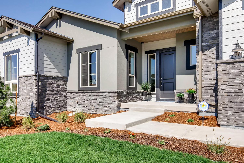 5703 Sunridge Drive Parker CO-large-003-6-Exterior Front Entry-1500x1000-72dpi
