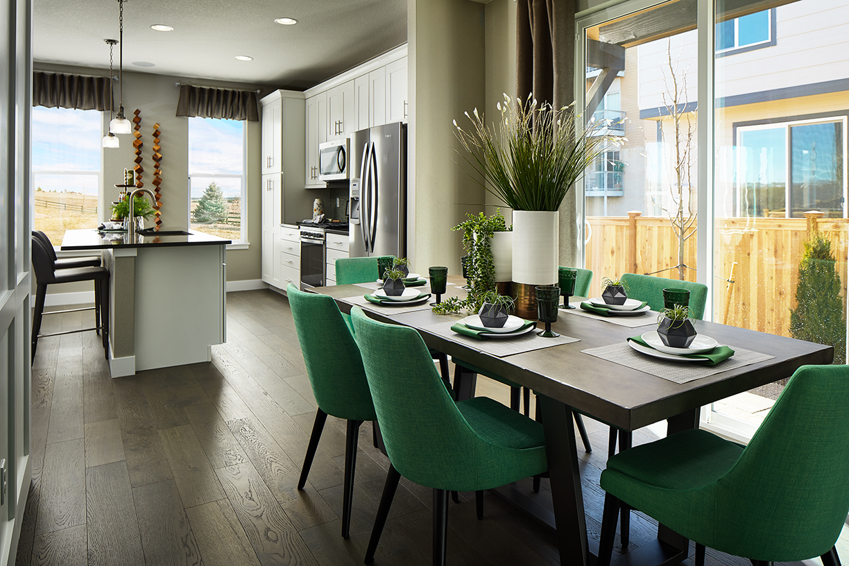 Berkeley Homes Pavilion Villas_Dining Room