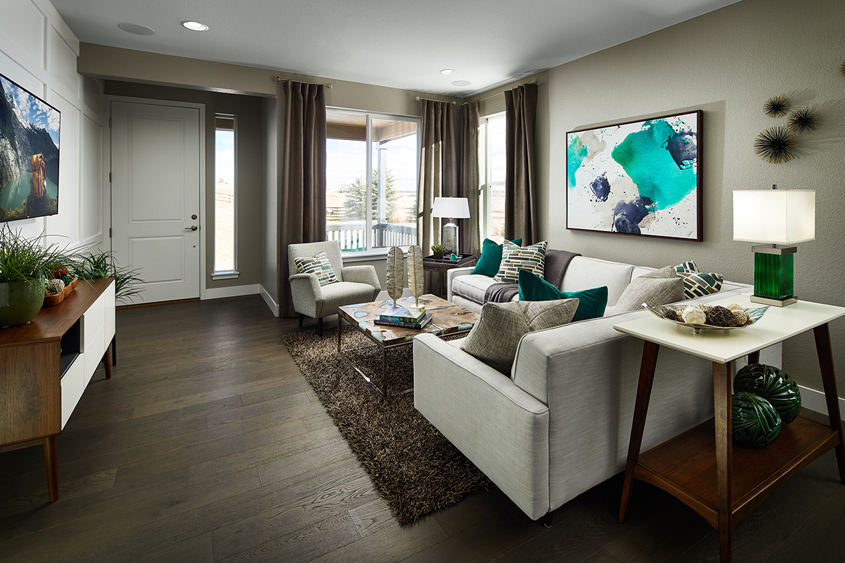 Berkeley Homes Pavilion Villas_Family Room