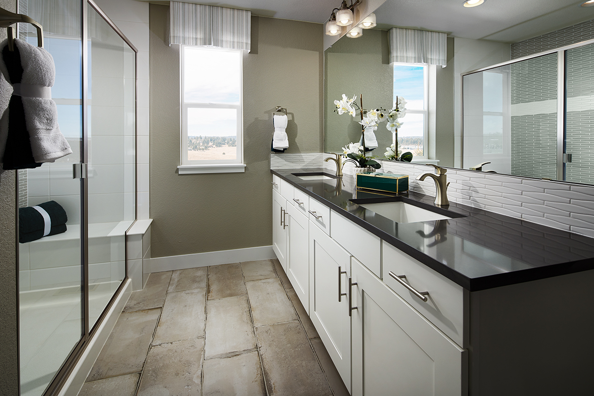 Berkeley Homes Pavilion Villas_Master Bathroom