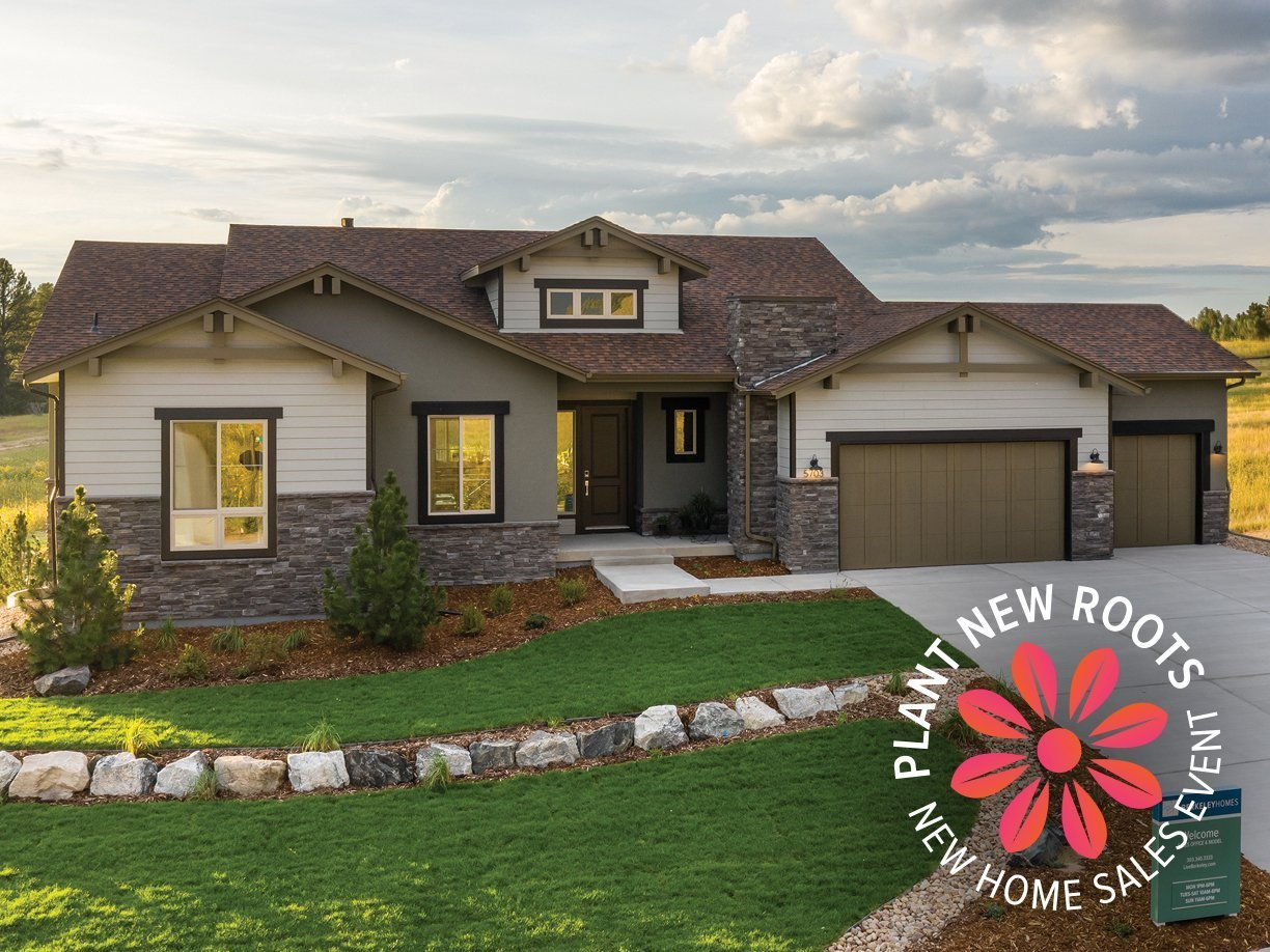 Helping Home Buyers Plant New Roots with a Spring Sales Promotion