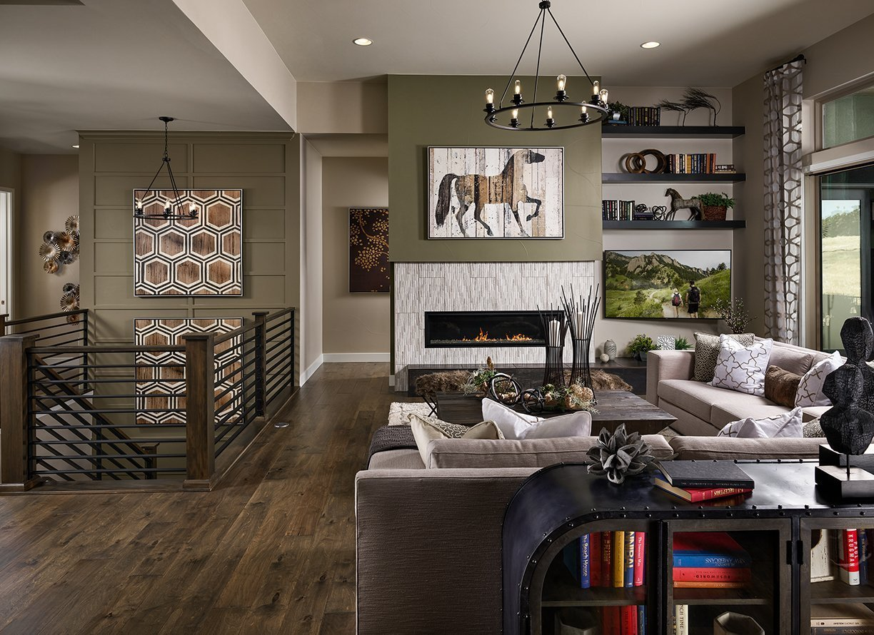 Berkeley Timbers_Family Room