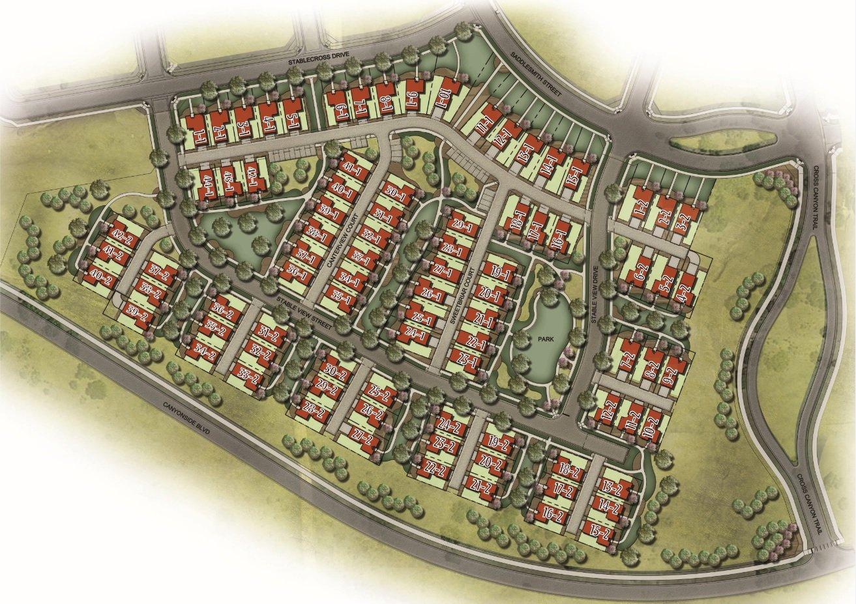 Site Plan CA