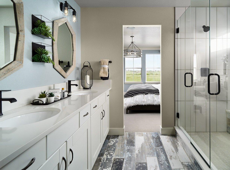 Berkeley Canyons_Residence_03_Master Bathroom