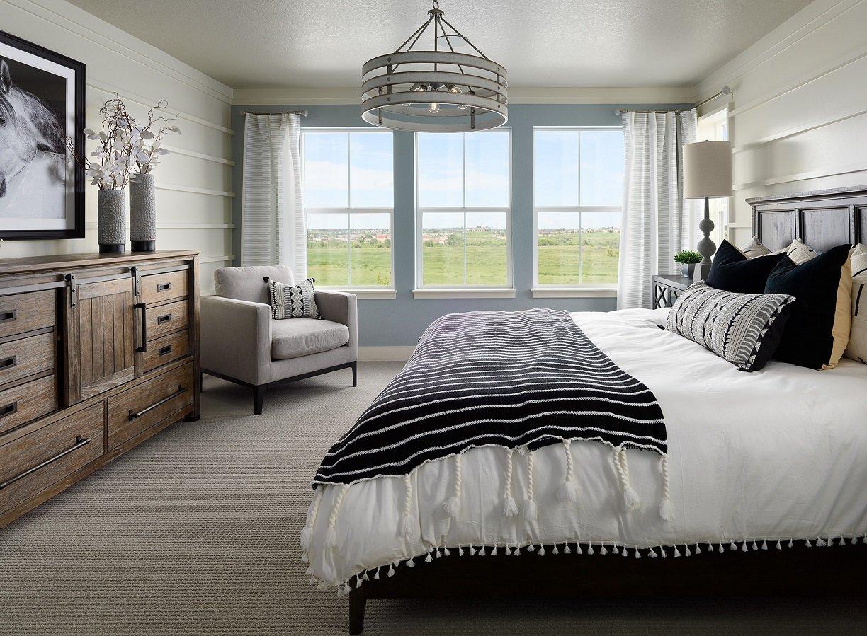 Berkeley Canyons_Residence_03_Master Bedroom
