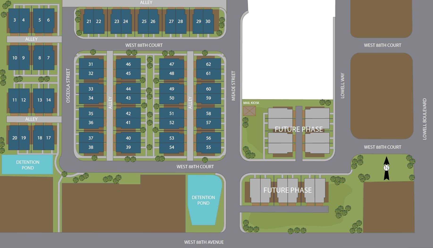 Site Plan CO